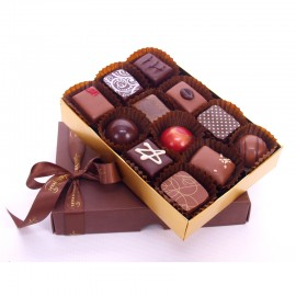 Twelve Chocolate Box of Chocolates