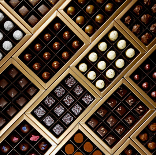 Award winning Boxed Chocolates in Plastic free Packaging