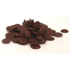 dark chocolate drops