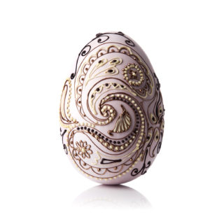 Paisley Easter Egg - San Francisco