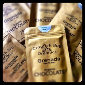 Crayfish Bay Chocolate Bars