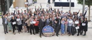 Taste of the West Award winners 2017