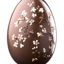 Cherry Blossom milk chocolate Easter Egg