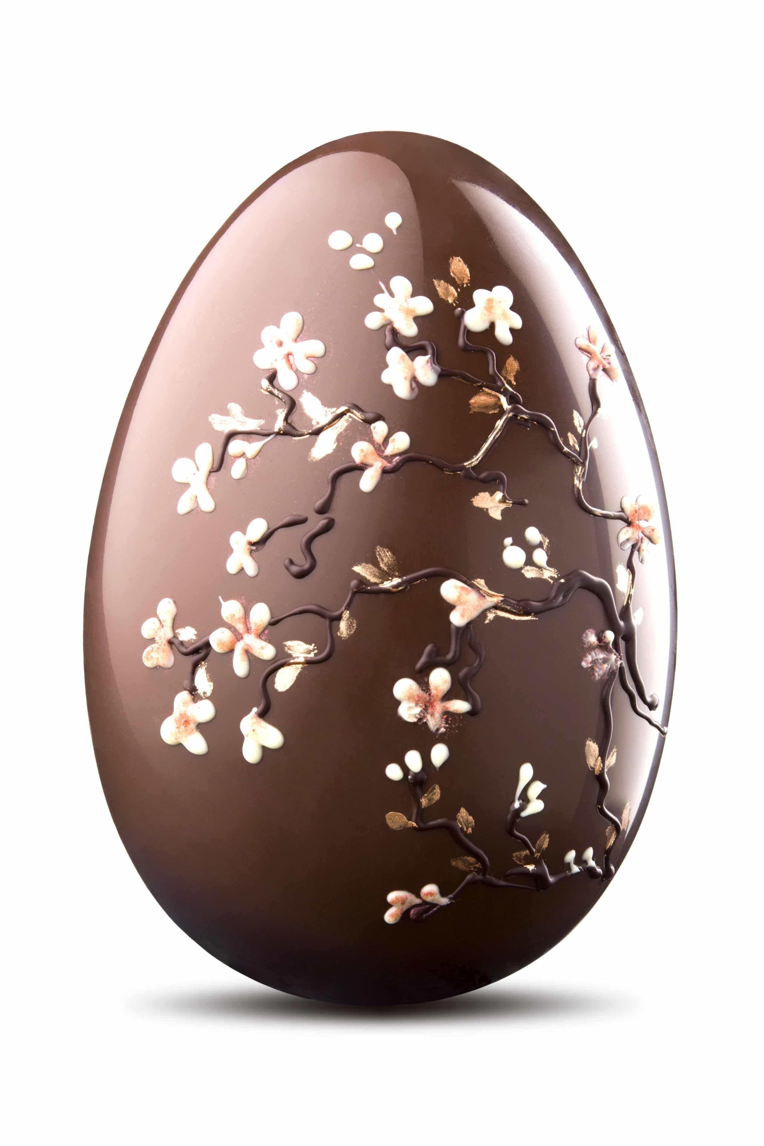 Cherry Blossom Easter Egg - Milk Chocolate - Lick the Spoon
