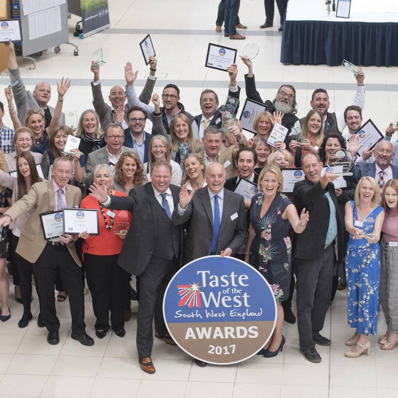 Taste of the West Champions 2017
