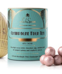 Champagne High Tea Easter Egg