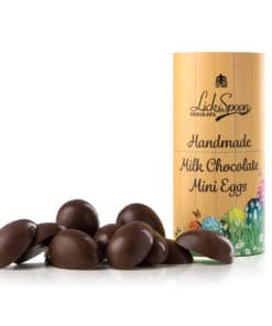 Handmade Milk Chocolate Mini-Eggs