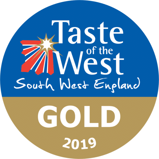 Taste of the West Gold Award 2019