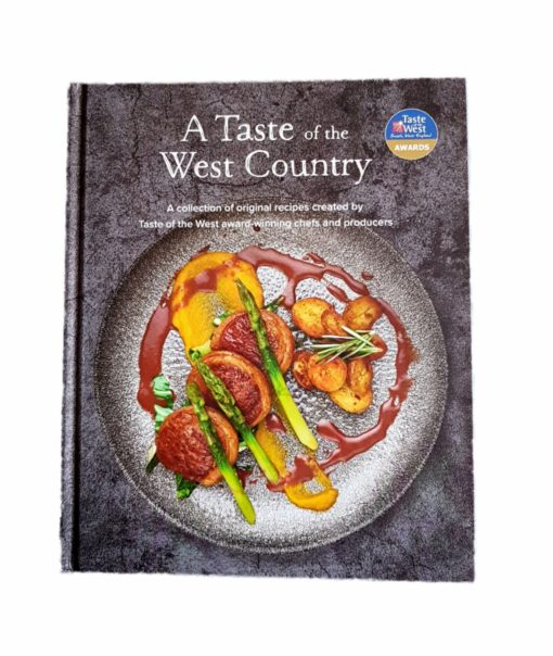 Taste of the West Country - Cover